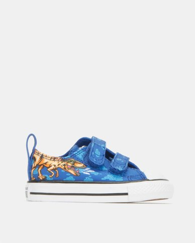 Converse Chuck Taylor All Star 2V Dino Beach Sneakers Blue