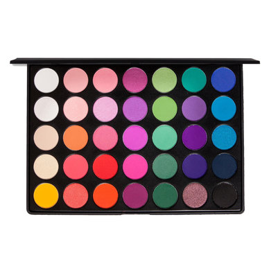 Kara 35 Color Eyeshadow Palette  35 E by Kara