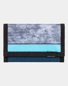 Quiksilver The Everydaily Wallet Blue