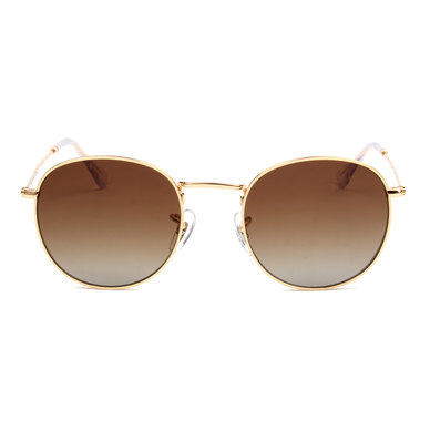 MAWU Monte Carlo Gold - Brown Gradient lens