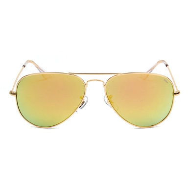 MAWU Rafale Gold - Gold Mirror lens