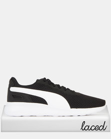 Puma Sportstyle Core ST Activate Sneakers Puma Black-Puma White