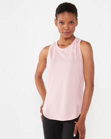 Puma Performance Ignite Tank Bridal Rose