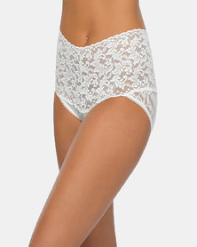 Hanky Panky Signature Lace Retro V-Kini - Cream