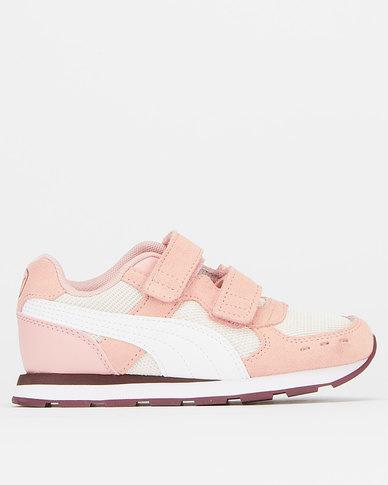 Puma Sportstyle Core Infants Vista Sneakers Bridal Rose