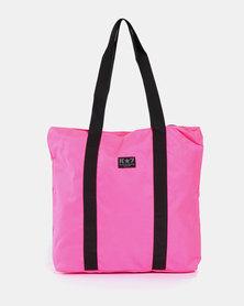 K-Star 7 Banger Tote Bag Neon Pink