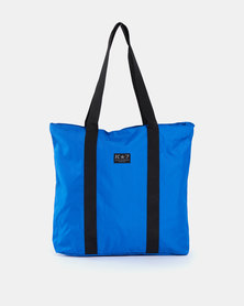 K-Star 7 Banger Tote Bag Royal Blue