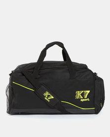 K-Star 7 Racer Backpack Black