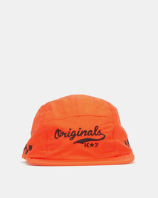 K-Star 7 Sam Cap Orange