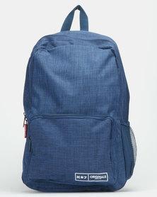 K-Star 7 Bear Backpack Navy Melange