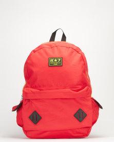K-Star 7 Rafter Backpack Fuchsia