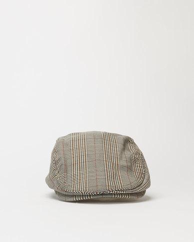 Klevas Stenson Cap Grey