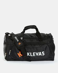 Klevas Aguero Duffle Bag Black