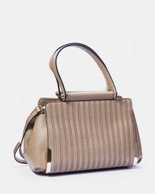 Louis Cardy Handbag Khaki