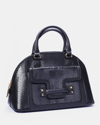Louis Cardy Handbag Black