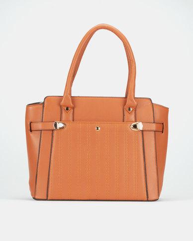 Blackcherry Bag Everyday Shoulder Bag Tan