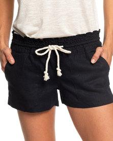 Roxy Oceanside Shorts Black