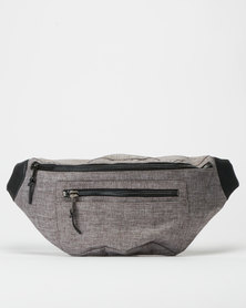 New Look Mid Crossbody Bag Grey