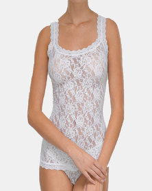 Hanky Panky Signature Lace Classic Camisole - White