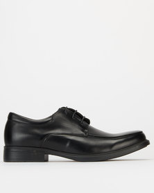 Solemates Evan Formal Lace Up Shoes Black