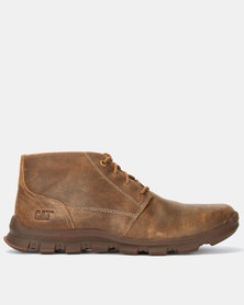 Caterpillar Prepense Lace Up Boots Beaned
