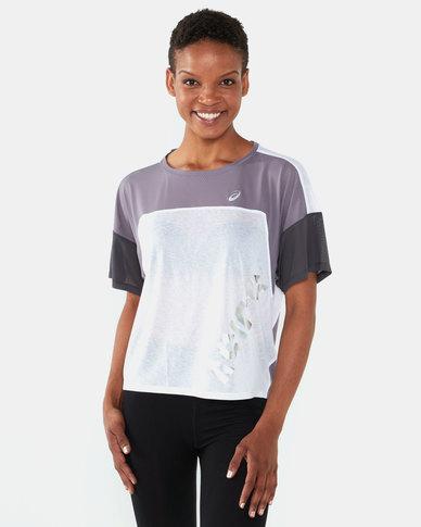 ASICS Empow-HER Style Top White