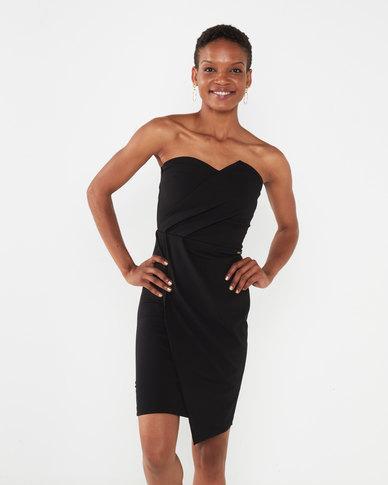 Sissy Boy Must Be Love Midi Dress Black