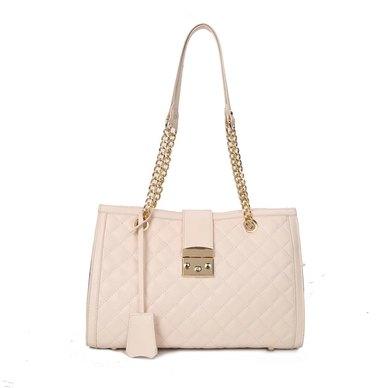 LaMara Paris Lima handbag white