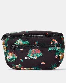 RVCA Mel G Bum Bag Black