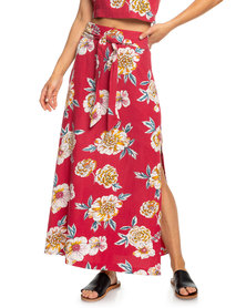 Roxy Island Evasion Skirt Red
