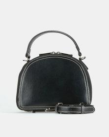 BELLINI Zip Around Camera Crossbody Bag Black