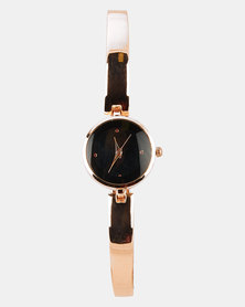 Digitime Roxanne Watch Rose Gold