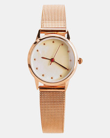 Digitime Darling Watch Rose Gold