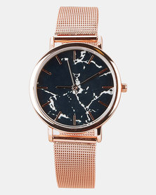 Digitime Ash Watch Rose Gold