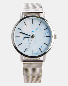 Digitime Ash Watch Silver