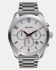 Nixon Bullet Chrono White Watch