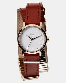 Nixon Kenzi Watch Brown