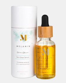 Melanin Skin Food - Skin Glow Serum to Rejuvenate Dry Skin - For All Skin Types - 30 ml