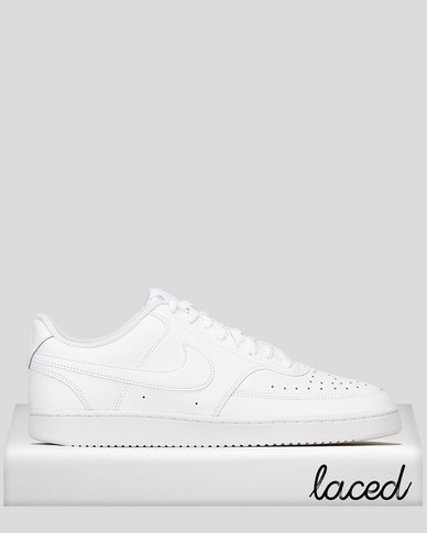 Nike Court Vision Lo Sneakers White