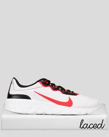 Nike Explore Strada Sneakers Platinum Tint/Red