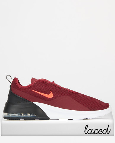 Nike Air Max Motion Red/Bright Crimson