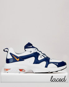Nike Air Max Graviton Sneakers Blue Void/Orange