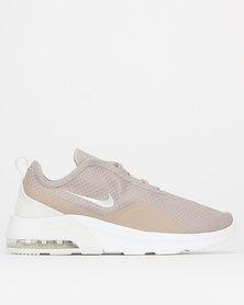 Nike Air Max Motion 2 Sneakers Pumice/Metallic Silver