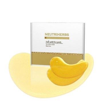 Neutriherbs 24K Gold Eye Mask