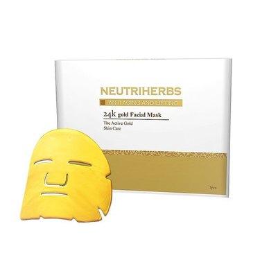 Neutriherbs 24K Gold Facial Mask