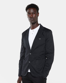 Jonathan D Norway Suit Jacket Black