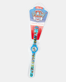 Character Brands Boys Paw Patrol Watch Blue