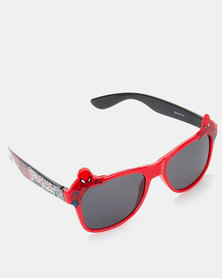 Character Brands Spider-Man Sunnies Red