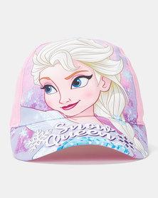 Character Brands  Frozen Peak Cap Pink