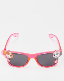 Character Brands Girls Paw Patrol Sunnies Pink